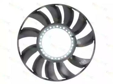 Крыльчатка вентилятора охлаждения двигателя 'THERMOTEC D9W001TT'.
