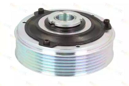 Муфта компрессора кондиционера на Сеат Альтеа 'THERMOTEC KTT040005'.