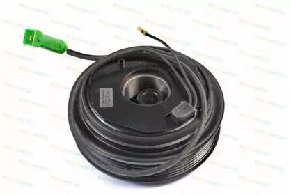 Муфта компрессора кондиционера на Фольксваген Пассат 'THERMOTEC KTT040018'.