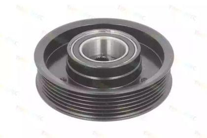 Муфта компрессора кондиционера на Сеат Альтеа 'THERMOTEC KTT040183'.