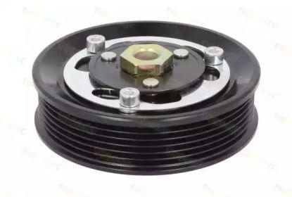 Муфта компрессора кондиционера на Фольксваген Гольф 'THERMOTEC KTT040216'.