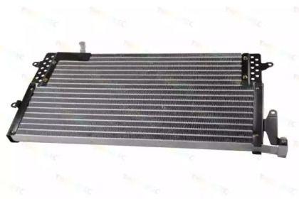 Радиатор кондиционера на VOLKSWAGEN PASSAT THERMOTEC KTT110002.