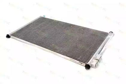 Радіатор кондиціонера 'THERMOTEC KTT110006'.