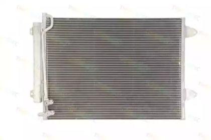 Радиатор кондиционера на VOLKSWAGEN PASSAT THERMOTEC KTT110021.
