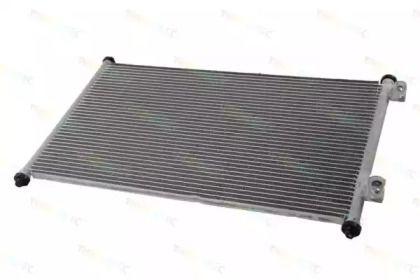 Радіатор кондиціонера 'THERMOTEC KTT110022'.