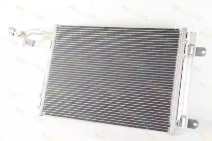 Радиатор кондиционера на Сеат Леон THERMOTEC KTT110024.