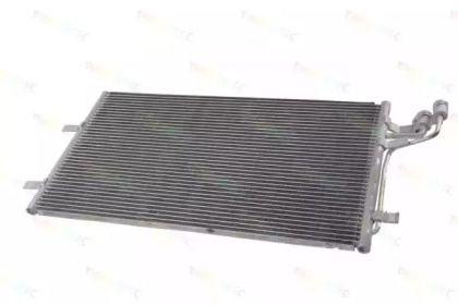 Радіатор кондиціонера 'THERMOTEC KTT110025'.
