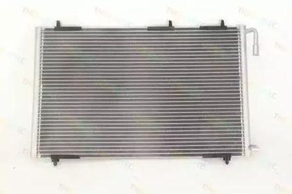 Радиатор кондиционера THERMOTEC KTT110077.