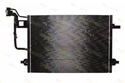 Радиатор кондиционера на Фольксваген Пассат THERMOTEC KTT110078.