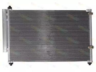 Радиатор кондиционера THERMOTEC KTT110154.