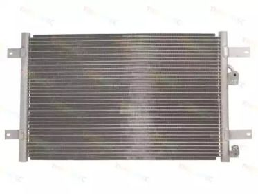 Радіатор кондиціонера 'THERMOTEC KTT110164'.