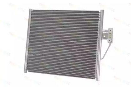 Радіатор кондиціонера 'THERMOTEC KTT110258'.