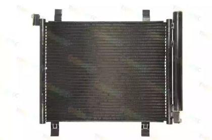 Радіатор кондиціонера на Шкода Сітіго 'THERMOTEC KTT110274'.