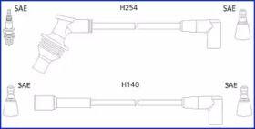 Высоковольтные провода зажигания 'HITACHI 134460'.