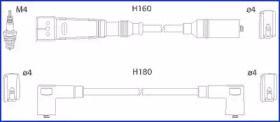 Високовольтні дроти запалювання 'HITACHI 134705'.