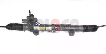 Рульова рейка з ГПК (гідропідсилювачем) на Mercedes-Benz W210 LAUBER 66.0728.