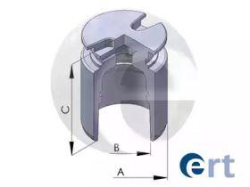 Задний поршень суппорта на Шкода Октавия А5 ERT 150274-C.
