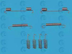 Ремкомплект барабанных тормозов 'ERT 310015'.