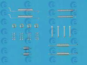 Ремкомплект задних барабанных тормозов на Фольксваген Пассат 'ERT 310085'.