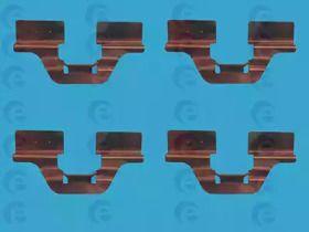 Скобы тормозных колодок на SEAT TOLEDO 'ERT 420007'.