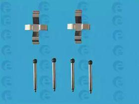 Скоби гальмівних колодок на Мерседес W210 ERT 420022.