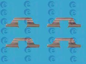 Скобы тормозных колодок на SEAT TOLEDO ERT 420068.
