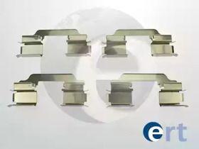 Скоби гальмівних колодок на Мерседес Гл Клас  ERT 420141.