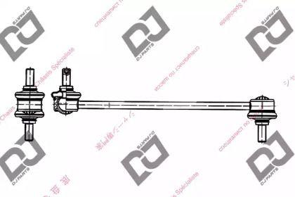 Передняя стойка стабилизатора 'DJ PARTS DL1228'.