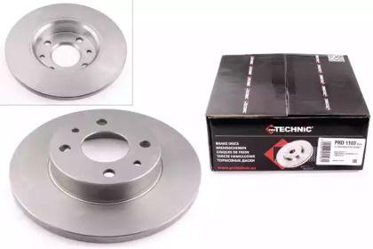 Тормозной диск на Лянча Ипсилон 'PROTECHNIC PRD1103'.