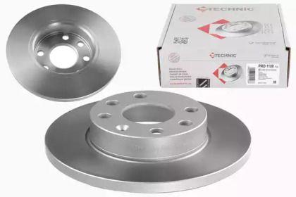 Тормозной диск 'PROTECHNIC PRD1108'.