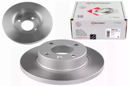 Тормозной диск 'PROTECHNIC PRD1126'.