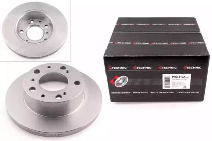 Тормозной диск на FIAT TALENTO 'PROTECHNIC PRD1132'.