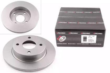 Тормозной диск 'PROTECHNIC PRD1140'.