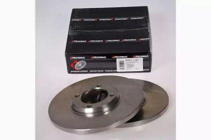 Тормозной диск на FORD CAPRI 'PROTECHNIC PRD1181'.