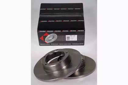 Тормозной диск на PEUGEOT J7 'PROTECHNIC PRD1193'.