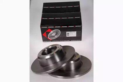 Тормозной диск на Дефендер 'PROTECHNIC PRD1215'.