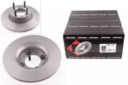 Тормозной диск на Альфа Ромео 75 'PROTECHNIC PRD1232'.