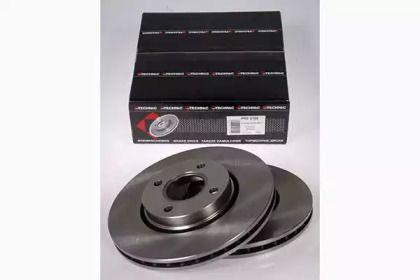Вентилируемый тормозной диск на FORD COUGAR 'PROTECHNIC PRD2150'.