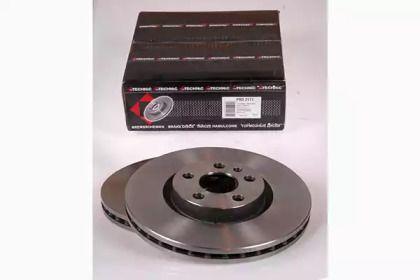 Вентилируемый тормозной диск на LANCIA ZETA 'PROTECHNIC PRD2171'.
