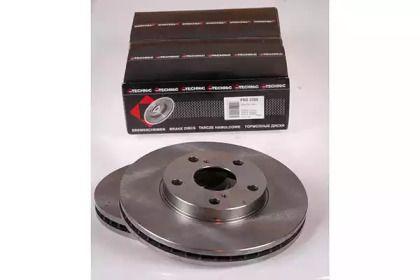 Вентилируемый тормозной диск на Лексус ЕС 'PROTECHNIC PRD2208'.