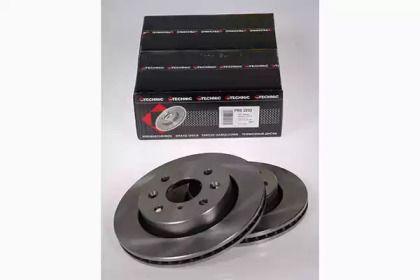Вентилируемый тормозной диск на Киа Шума 'PROTECHNIC PRD2253'.