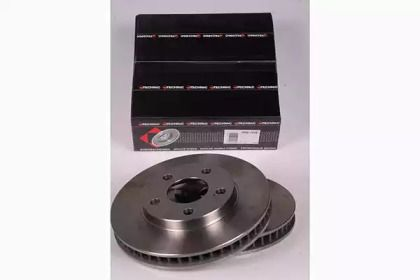 Вентилируемый тормозной диск на OPEL SINTRA 'PROTECHNIC PRD2258'.