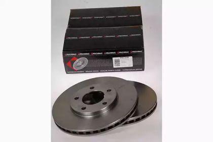 Вентилируемый тормозной диск на Крайслер Вижн 'PROTECHNIC PRD2260'.