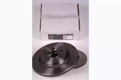 Вентилируемый тормозной диск на Вольво ХС90 'PROTECHNIC PRD2277'.