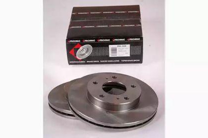 Вентилируемый тормозной диск на Ниссан Ванетте 'PROTECHNIC PRD2288'.