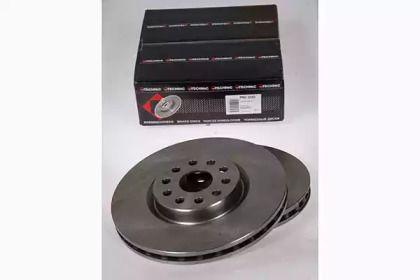 Вентилируемый тормозной диск на Лянча Каппа PROTECHNIC PRD2393.