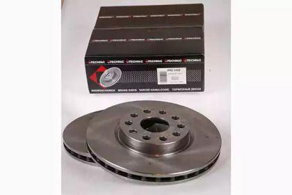 Вентилируемый тормозной диск на Альфа Ромео 166 'PROTECHNIC PRD2459'.