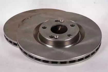 Вентилируемый тормозной диск на RENAULT AVANTIME 'PROTECHNIC PRD2640'.