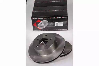 Вентилируемый тормозной диск на Джип Вранглер 'PROTECHNIC PRD2672'.