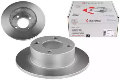 Тормозной диск 'PROTECHNIC PRD5101'.